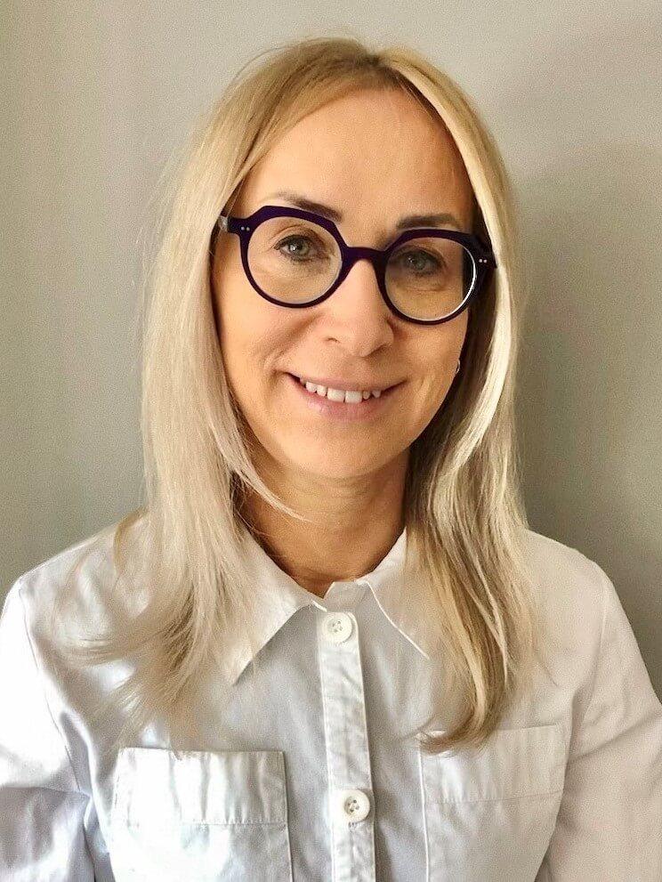 dr Beata Adamczak, specjalista rehabilitacji dziecięcej w CM MEDEOR
