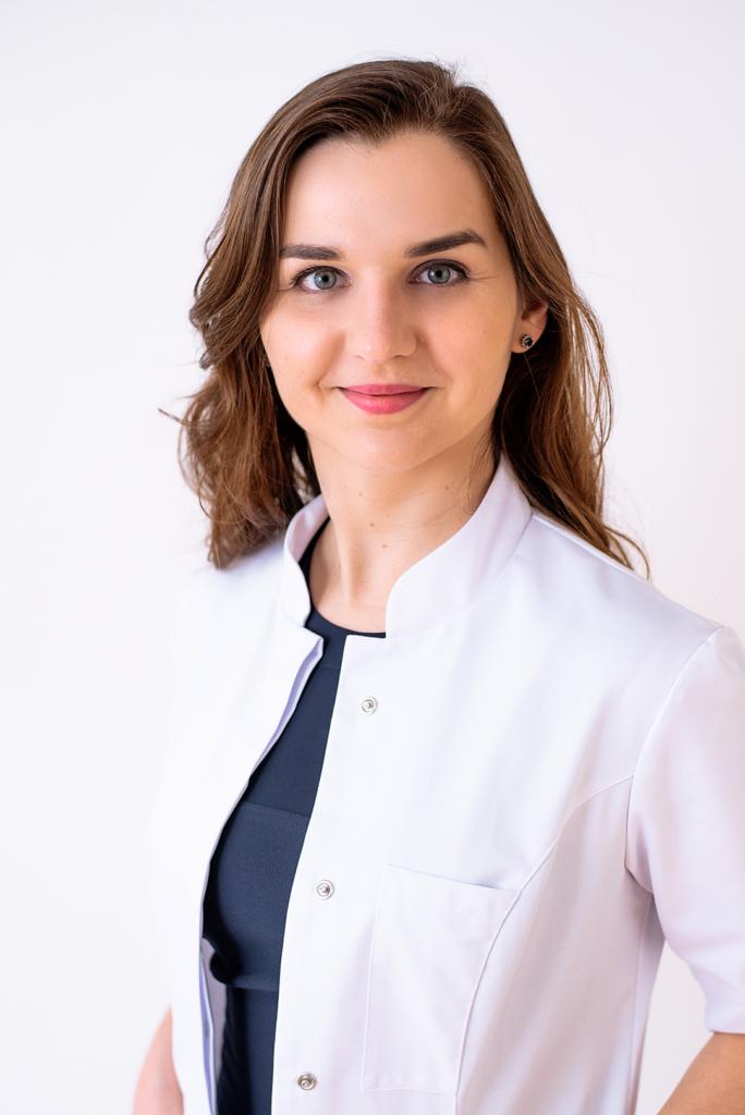 dr Zuzanna Szneider, bada piersi w CM MEDEOR